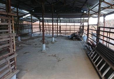 組立式物置、大工様が作った物置等、解体・処分致します。